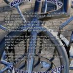 Uitnodiging Boomspiegelbeeld 2008 achter